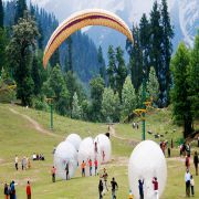 Kullu Manali Shimla Honeymoon Tour Packages from Bhopal