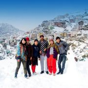 Kullu Manali Shimla Honeymoon Tour Packages from Sultan Pur Majra